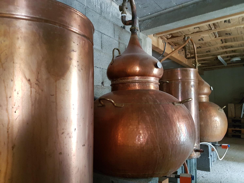Alambics & distillation